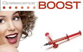opalescence boost wybielanie zębów